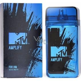 MTV Amplify Man toaletní voda 30 ml