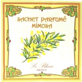 Le Blanc Mimosa Vonný sáček Mimóza 11 x 11 cm 8 g