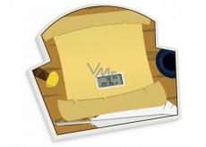 Albi Odpočítávač Univerzální, Nejdelší doba pro odpočet je 365 dní, 23h, 59 minut a 59 vteřin, 17x14x1,5 cm