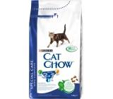 Purina Cat Chow Special Care 3v1 kompletní krmivo pro dospělé kočky 1,5 kg