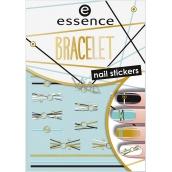 Essence Bracelet Nail Stickers nálepky na nehty 10 19 kusů