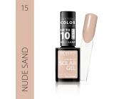 Revers Solar Gel gelový lak na nehty 15 Nude Sand 12 ml