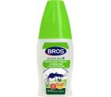 Bros Zelená síla repelent proti komárům a klíšťatům 50 ml sprej