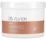 Wella Professionals Fusion Intense Repair intenzivní regenerační maska pro poškozené vlasy Maxi 500 ml