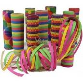 Serpentýny barevné 7 mm x 4 m 17 kusů v balení