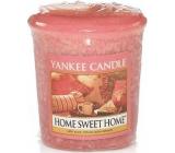 Yankee Candle Home Sweet Home - Ó sladký domove vonná svíčka votivní 49 g