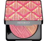 Artdeco Bronzing Blush Good Vibes dvoubarevná tvářenka 10 g