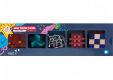 Albi Brain Twister Playset 5v1 sada 5 hlavolamů, věk 6+
