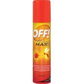 Off! Max repelent sprej 100 ml