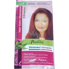 Marion Tónovací šampon 93 Granátové jablko 40 ml