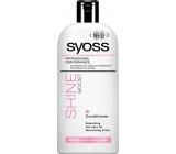 Syoss Shine Boost smývatelný kondicionér pro normální a oslabený vlas 500 ml