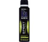 Fa Men Sport Double Power Power Boost antiperspirant deodorant sprej pro muže 150 ml