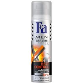 Fa Men Xtreme Heat Control antiperspirant deodorant sprej pro muže 150 ml