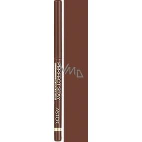 Astor Perfect Stay Lip Liner Definer automatická tužka na rty 006 Dulce Chocolate 1,4 g