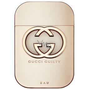 Gucci Guilty Eau Pour Femme toaletní voda Tester 75 ml