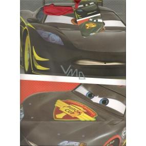 Ditipo Disney Dárková papírová taška pro děti L Cars McQueen 26,4 x 12 x 32,4 cm