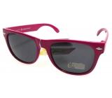 Dudes & Dudettes Sluneční brýle pro děti tmavě růžové 47-17-123