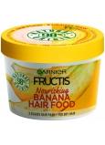 Garnier Fructis Banana Hair Food vyživující maska pro suché vlasy 390 ml