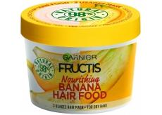 Garnier Fructis Banana Hair Food vyživující maska na suché vlasy 390 ml