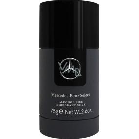 Mercedes-Benz Mercedes-Benz Select deodorant stick pro muže 75 g