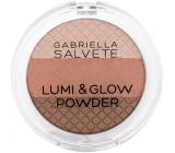 Gabriella Salvete Lumi & Glow Powder rozjasňující pudr pro všechny typy pleti 01 9 g