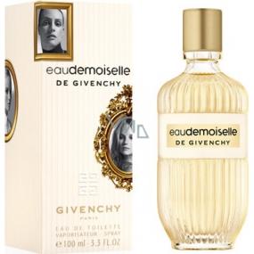 Givenchy Eaudemoiselle toaletní voda pro ženy 100 ml