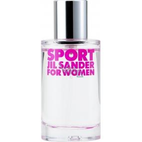 Jil Sander Sport for Women toaletní voda Tester 100 ml