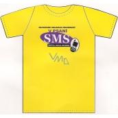 Nekupto Tričko Národní organizace rekordmanů v psaní SMS držitel mnoha rekordů 1 kus