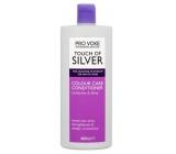 Pro:Voke Touch of Silver kondicioner na osvěžení a udržení barvy 400 ml