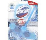 Domestos Power 5+ Blue Water Ocean WC tuhý blok 53 g