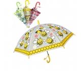 RSW Deštník mini pro děti Žába 96 cm