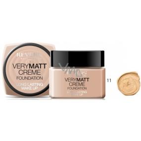 Revers Very Matt Creme Foundation make-up 11, 60 ml