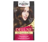 Schwarzkopf Palette Deluxe barva na vlasy 6-0 Světle hnědý 115 ml