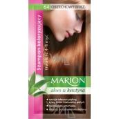 Marion Tónovací šampon 64 Ořechově hnědá 40 ml