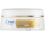 Dove Hair Therapy Nourishing Oil Care s vyživujícím olejem maska 200 ml