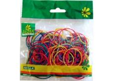 Abella Gumičky barevné různé barvy 150 kusů, 30 g