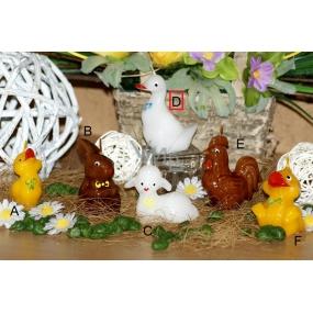 Lima Figurka Husa větší svíčka 7 cm 1 kus