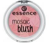 Essence Mosaic Blush tvářenka 20 All You Need Is Pink 4,5 g