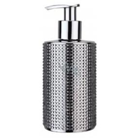 Vivian Gray Diamond Silver Luxusní tekuté mýdlo s dávkovačem 250 ml