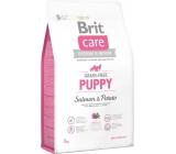 Brit Care Grain-free Puppy Salmon & Potato superprémiové bezobilné krmivo pro štěňata a mladé psy 3 kg