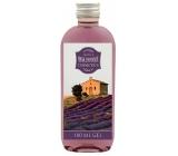 Bohemia Gifts & Cosmetics Lavender La Provence olejový sprchový gel s olivovým a hroznovým olejem Pole a dům 100 ml