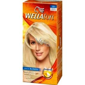 Wella Wellaton krémová barva na vlasy 12-1 světle popelavá blond