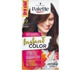 Schwarzkopf Palette Instant Color postupně smývatelná barva na vlasy 19 Tmavě hnědý 25 ml
