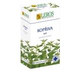 Leros Kopřiva nať bylinný čaj při jarních čisticích kúrách 20 x 1 g