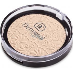 Dermacol Compact Powder zmatňující kompaktní pudr 01 8 g