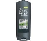 Dove Men + Care Elements Minerals & Sage sprchový gel pro muže 250 ml