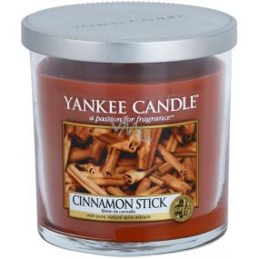 Yankee Candle Cinnamon Stick - Skořicová tyčinka vonná svíčka Décor malá 198 g