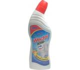 Wectol Active+ aktivní čistič Wc a koupelen s vůní citrusů 750 ml
