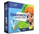 Albi Kouzelné čtení Tužka elektronická + interaktivní mluvící kniha Atlas světa, sada