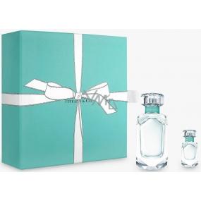 Tiffany & Co. Tiffany parfémovaná voda pro ženy 50 ml + parfémovaná voda pro ženy 5 ml, dárková sada